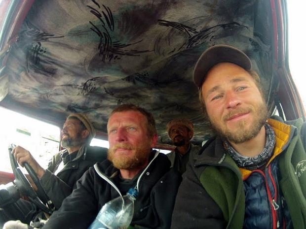 Zdjęcie numer 1 w galerii - Sen o Nanga Parbat trwa. Mackiewicz i Klonowski wracają w Himalaje. ''Zbiórka pieniędzy pokazała, że ludzie tęsknią za wolnością'' [WYWIAD]