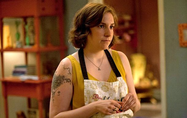 Lena Dunham w serialu