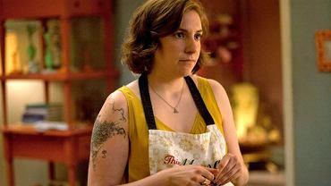 """Lena Dunham w serialu """"Dziewczyny"""""""