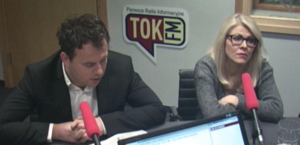 Jacek Nizinkiewicz i Renata Grochal