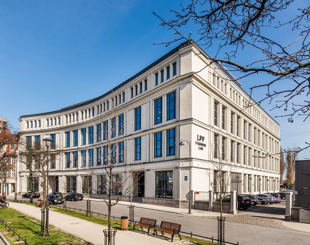 Siedziba LPP na Dolnym Mieście w Gdańsku