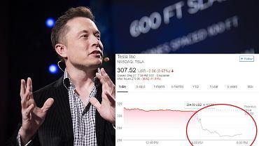 Elon Musk pozwany