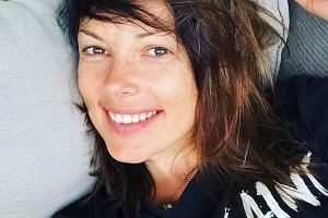 """Katarzyna Glinka pozuje w bikini dwa miesiące po porodzie. W komentarzach: """"Ty wyglądasz jak dziecko"""""""