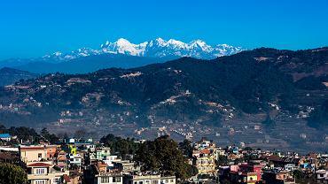 Dolina Katmandu, Nepal.