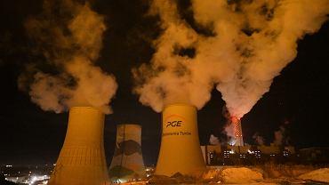 Jedynym dużym pracodawcą po polskiej stronie została kopalnia i elektrownia Turów