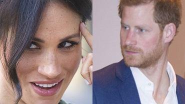 Jak Meghan Markle i Harry dadzą na córce na imię ?