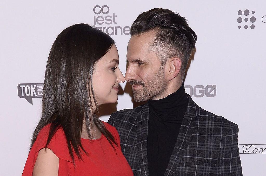 Plan B - premiera filmu. Maria Dębska i Marcin Bosak