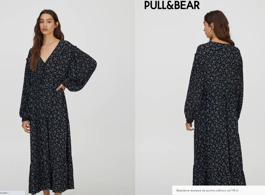 sukienka Pull and Bear