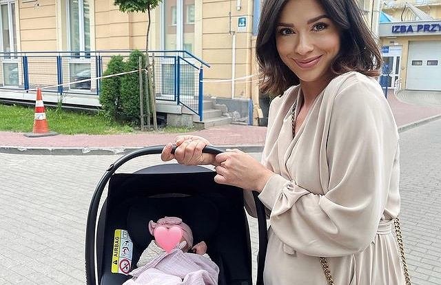 Klaudia Halejcio wróciła do domu ze szpitala. Na miejscu czekała ją niespodzianka
