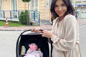 Klaudia Halejcio wróciła do domu ze szpitala. Na miejscu czekała ją niespodzianka. Fanka: Żeby mnie ktoś tak witał