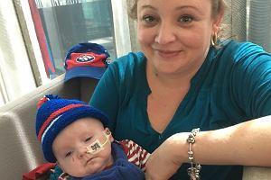 """Jej synek dostał straszną diagnozę. """"Przeżywając szczęśliwe chwile, myślimy też o pogrzebie"""""""
