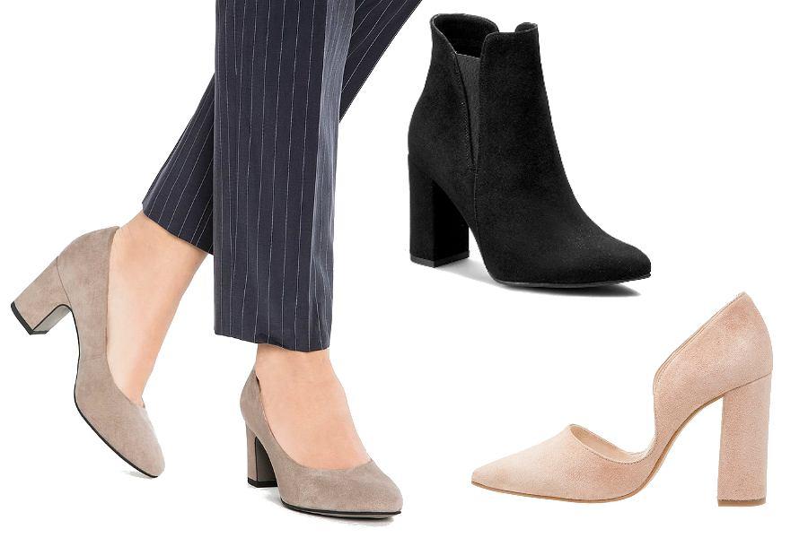 buty dla dojrzałych kobiet