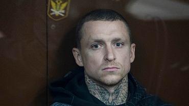 Paweł Mamajew w sądzie