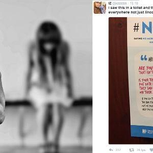 Kampania przeciwko przemocy seksualnej