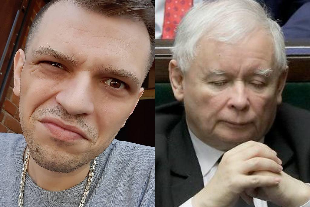 Cypis i Jarosław Kaczyński