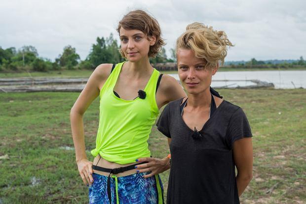 Renata Kaczoruk i Weronika Budziło