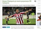 Bośniackie media: Bojan Puzigaca w FK Sarajevo