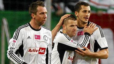 Legia wygrała z Pogonią Szczecin 3:1