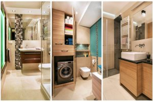 Inspiracje: mała łazienka