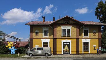 Ustroń, stary dworzec