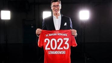 Robert Lewandowski zostaje w Bayernie Monachium. 'Chcę zdobyć jeszcze więcej'