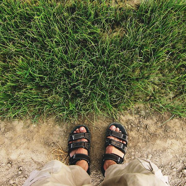 Sandały to nie obciach