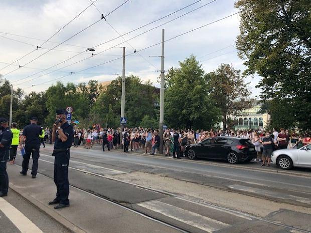 Solidarni z Margot, Wrocław 10.08.2020