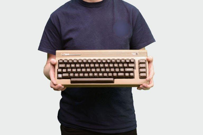 Commodore 64 powraca jako C64