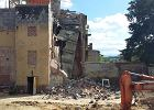 Katastrofa budowlana w Bielsku-Białej. Zawaliła się część kamienicy