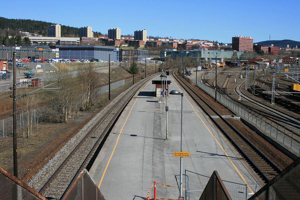 Stacja Alna w Oslo