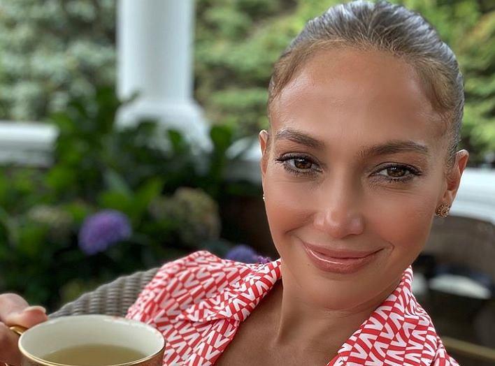 Jennifer Lopez na zdjęciu bez makijażu
