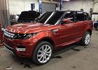 Nowy Range Rover Sport bez kamuflażu