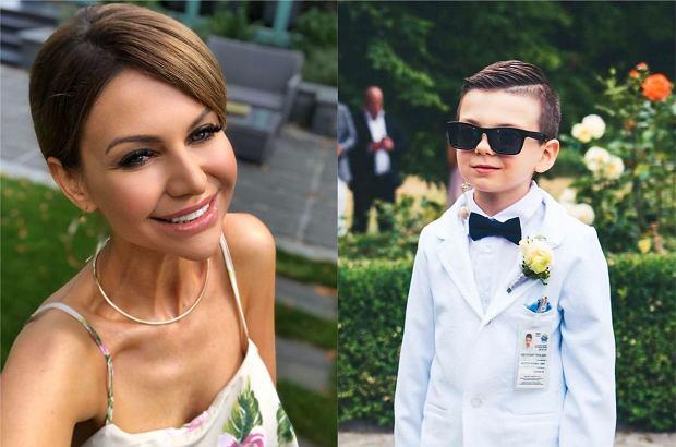 Maja Rutkowski pokazała sentymentalne zdjęcia małego Krzysztofa Rutkowskiego Juniora. Chłopiec jest na nich jeszcze mały, ale widać już uderzające podobieństwo do słynnego taty. Ale czy wiedzieliście, że przedszkolak ma swoje konto na Instagramie?