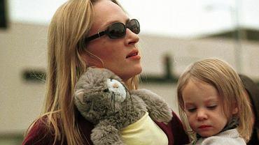 Uma Thurman i  2-letnia Maya Thurman-Hawke