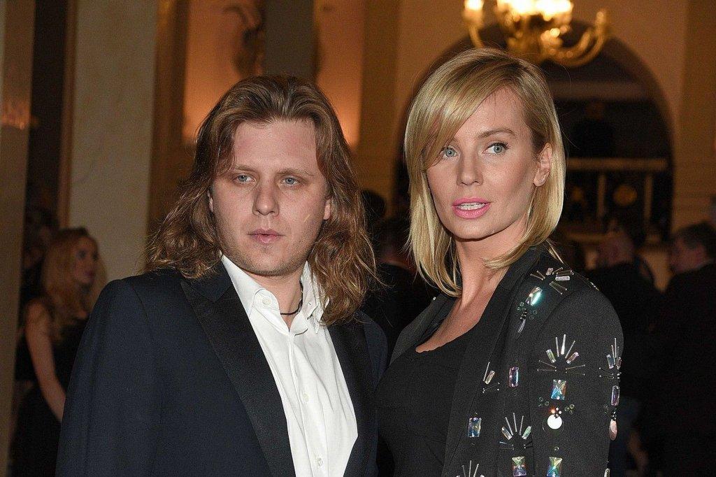 Piotr Starak i Agnieszka Szulim