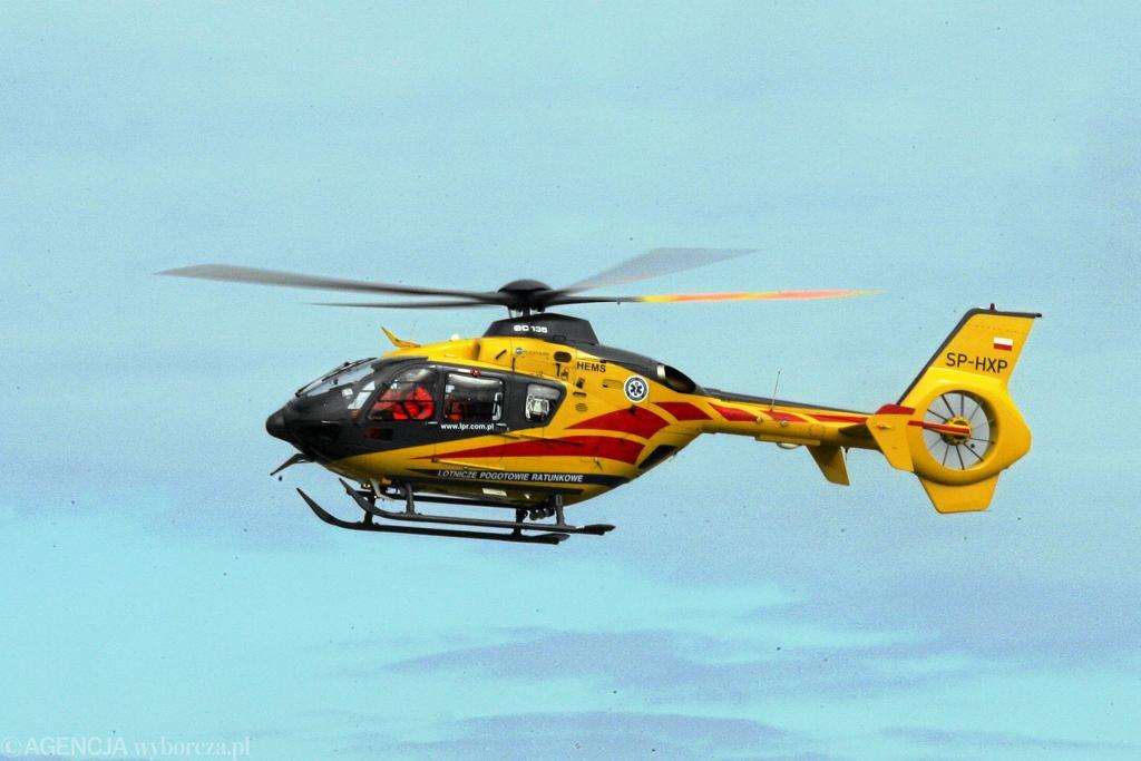 Lotnicze pogotowie ratunkowe