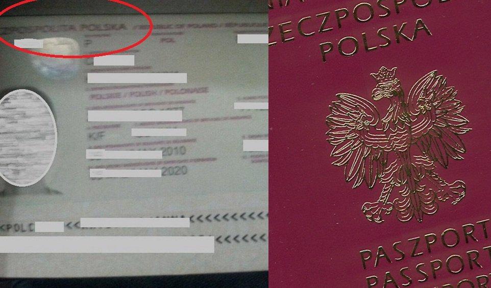 Zachodnie paszporty w rękach islamistów