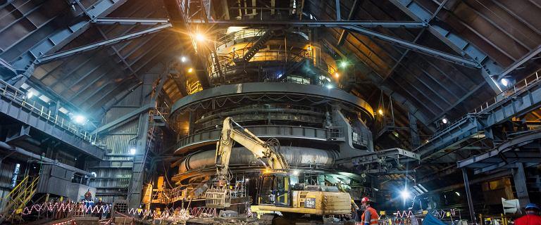 Nawet 2 tys. ludzi na bruk. ArcelorMittal Poland tymczasowo wygasza hutę