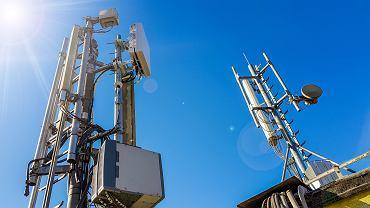 Technologia 5G, zdjęcie ilustracyjne.