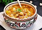 Marokańska harira - danie z dodatkiem ciecierzycy i soczewicy