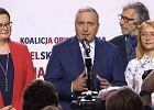 Wybory parlamentarne 2019. Koalicja Obywatelska po exit poll. Schetyna: To nie była równa walka, tu nie było zasad