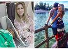 """Agnieszka Hyży chwali się ciałem na Instagramie """"Boczki zrzucę z Lewandowska"""" . Widać, że przytyła?"""