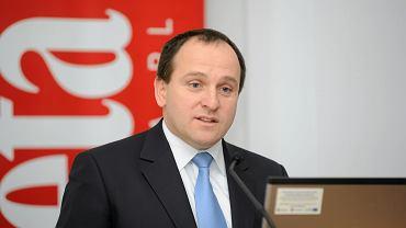 Stanisław Kluza, pierwszy szef KNF