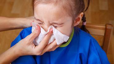 Infekcja dróg oddechowych u dziecka mogą pojawiać się dość często