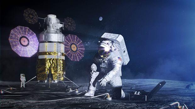Kombinezon kosmiczny nowej generacji - Artemis Generation of Astronauts