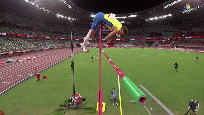 Armand Duplantis atakuje rekord świata