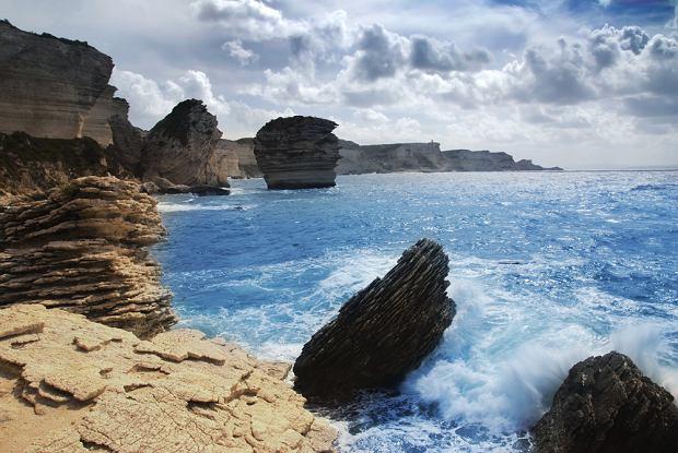 Góry Korsyki i szlak GR 20