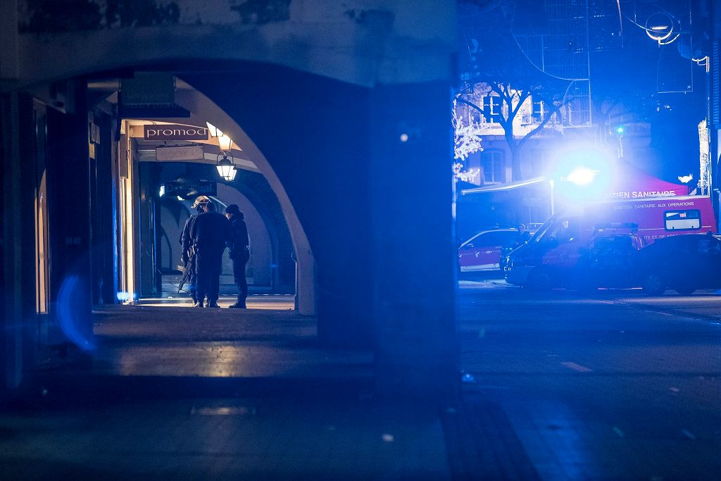 Francja Zatrzymano Czterech Podejrzanych O Związek Ze Strzelaniną W