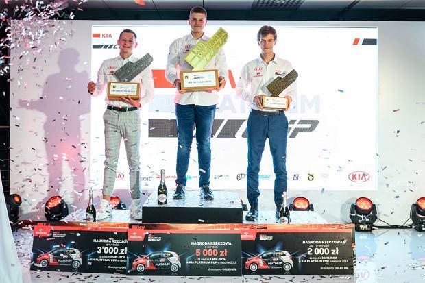Kia Platinum Cup 2019 - runda finałowa na torze Monza