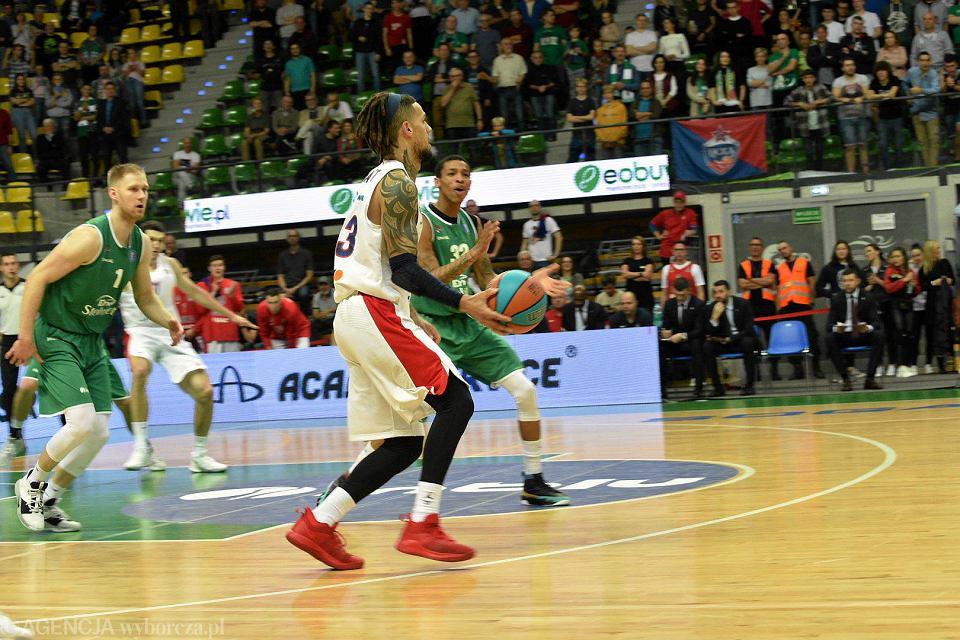 Zdjęcie numer 74 w galerii - Bez niespodzianek, CSKA dała Stelmetowi lekcję koszykówki [ZDJĘCIA]